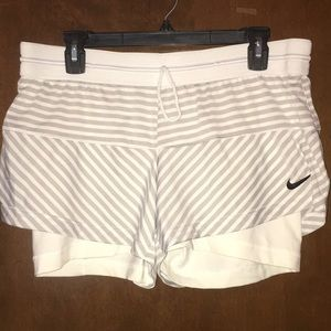 Nike 2 in 1 Workout Shorts.